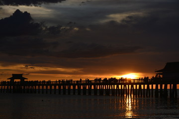 Sunset_Naples_Pier_JUL_2017_10