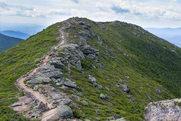 Franconia Ridge Trail in New Hampshire