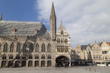 Grote Markt of Ypres