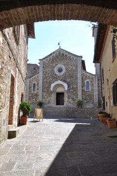 Castellina in Chianti, Toscana, Italy
