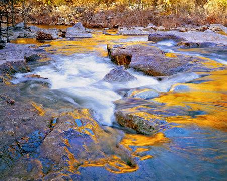 Cascade on Barton Creek, Barton Creek Greenbelt, Travis County, TX