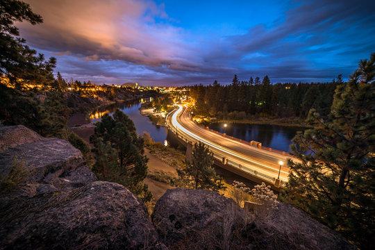 Bend Oregon Overlook