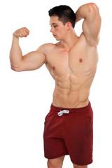 Muskeln Anspannen