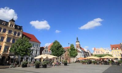 Cottbus, Altmarkt