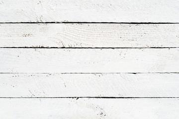 White wood planks background