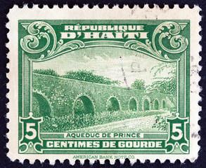 Prince Aqueduct (Haiti 1933)
