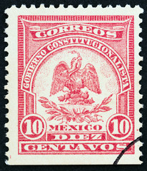 Coat of Arms (Mexico 1914)