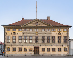 Kalmar Radhus Building