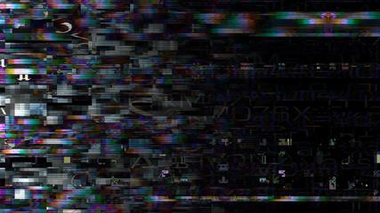 Data Glitch Streaming Data Malfunction 11037