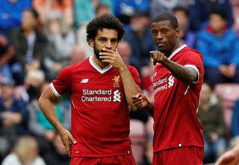 Wigan Athletic vs Liverpool - Pre Season Friendly