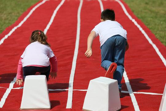 Sports the struggles of children