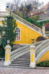 Staircase on Santa Lucia Hill