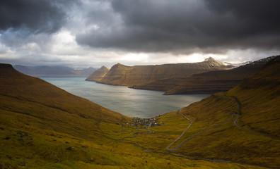 Faroe Islands Light
