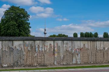 Berlin Wall / Berlin Wall memorial