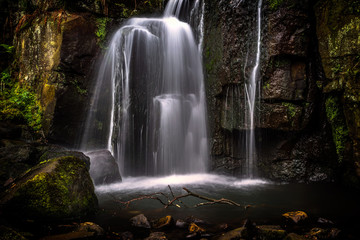 Lumsdale Falls Matlock Waterfall