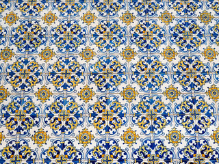 Colorful Tile pattern