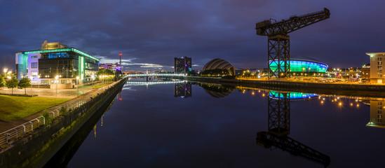 Glasgow SEC Panorama #1