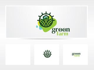 farm logo design