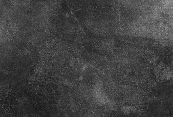 Horizontal Texture of Rough Black Slate Background