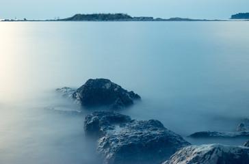Rocks in the sea (3)