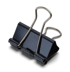 Binder Clip Angle View