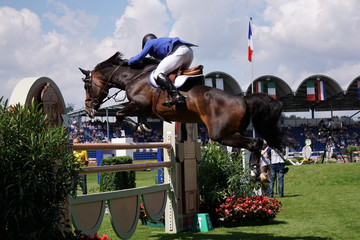 Photo sur Plexiglas Equitation Reitsport