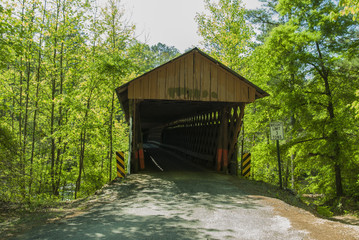 Covered Bridge, AL