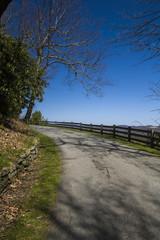 Moses Cone Memorial Park, Blue Ridge Parkway, NC