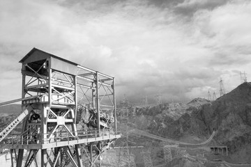Hoover Dam Trolley