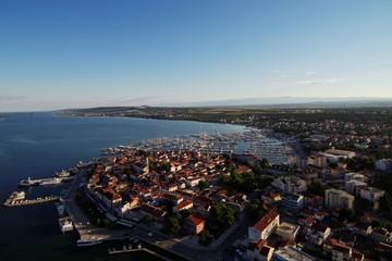 Biograd na moru. Croatia