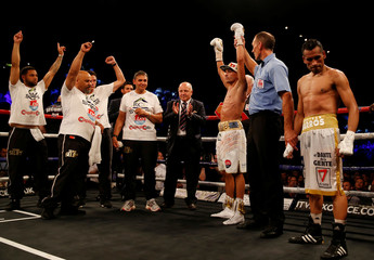 Lee Selby vs Jonathan Barros - IBF World Featherweight Title