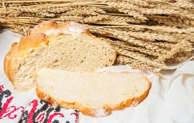Wheat unleavened bread