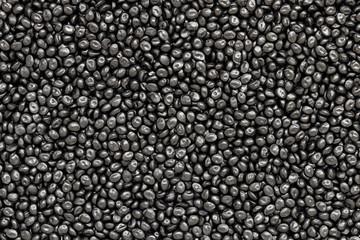 black plastic resin ( Masterbatch ) background