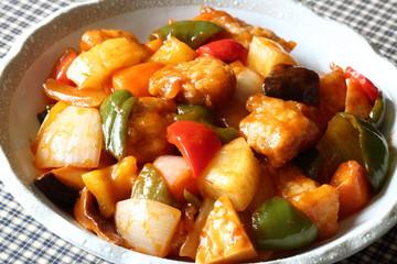 酢豚 Sweet and Sour Pork