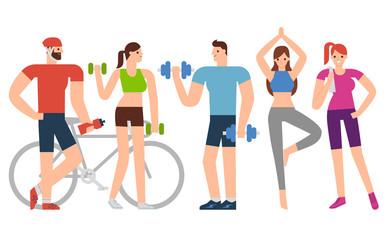 Exercises Infographics