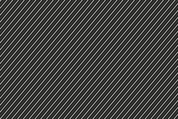 Dark abstract background, black and white striped pattern, vector illustration