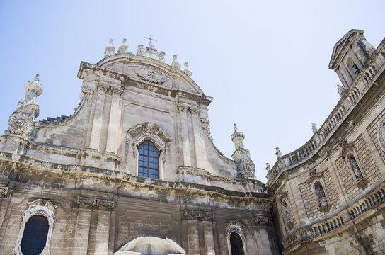 Monopoli Cathedral, Puglia, Italy