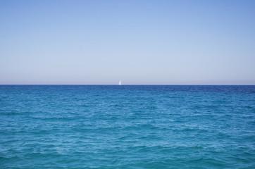 Seascape near Otranto, Puglia, Salento, Italy