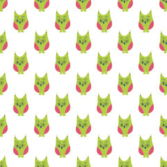 Seamless pattern in vector