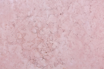 Pink light marble stone texture background.