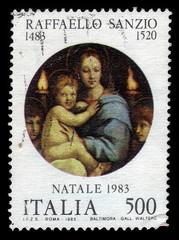 Madonna and Child by Raphael Sanzio