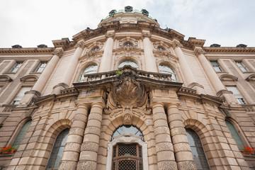 Rathaus in Potsdam, Deutschland