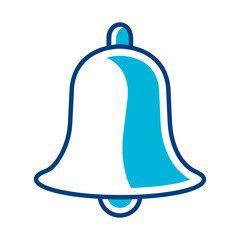 Illustration icon for bell / notification