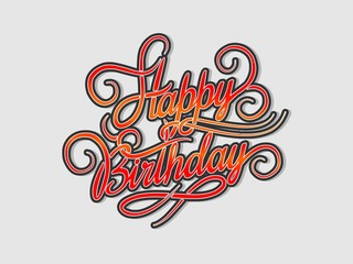 happy birthday graphic