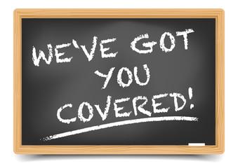 Blackboard We ve got you covered