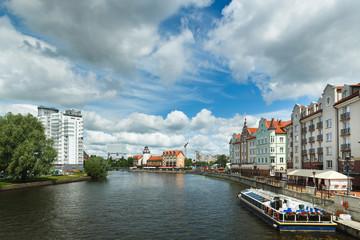 Fishing Village, Kaliningrad