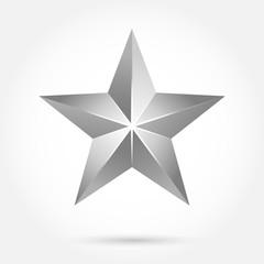Silver star elegant