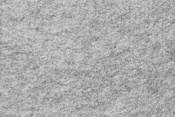 Grey felt textured backgorund