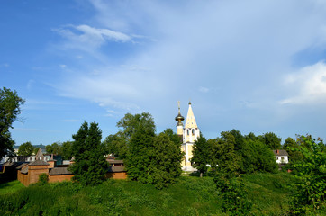 Church of the Beheading of St. John the Baptist Suzdal