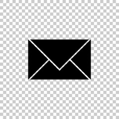 Vector icon envelope, message, mail.